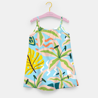 Thumbnail image of Summer state of mind Girl's dress, Live Heroes