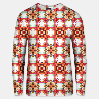 Thumbnail image of 4 am, thinking of your Turkish tiles  Unisex sweater, Live Heroes