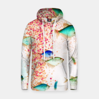 Thumbnail image of Something Fishy Hoodie, Live Heroes