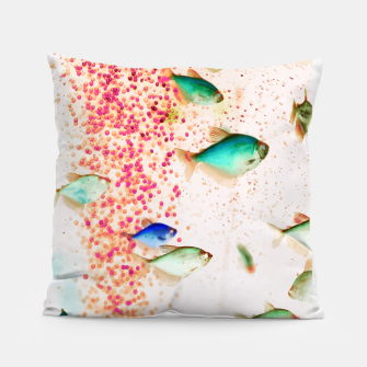 Thumbnail image of Something Fishy Pillow, Live Heroes