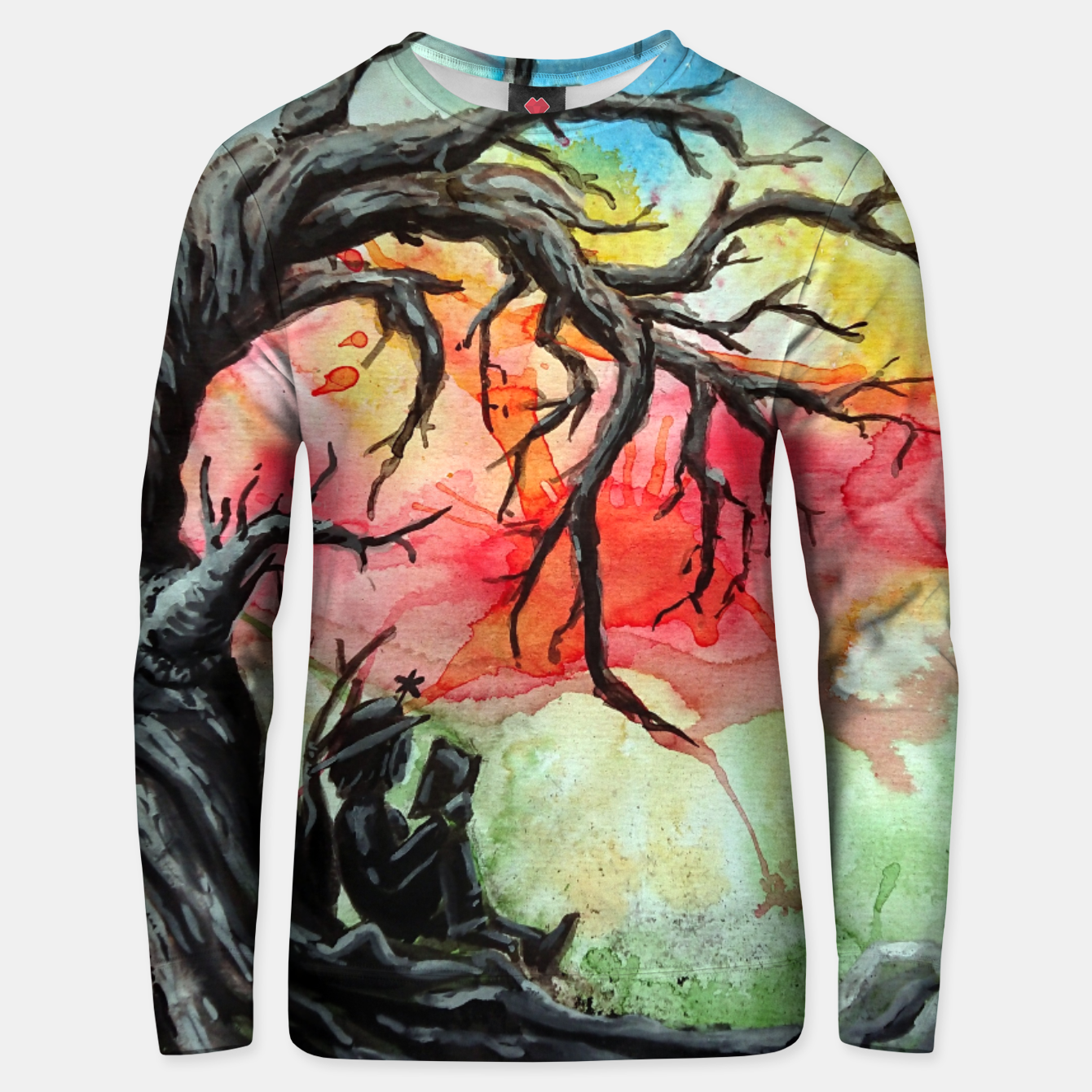 Image of do you mind Unisex sweater - Live Heroes