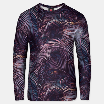 Thumbnail image of Amid the tropical jungle at night Unisex sweater, Live Heroes