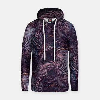 Thumbnail image of Amid the tropical jungle at night Hoodie, Live Heroes
