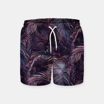 Thumbnail image of Amid the tropical jungle at night Swim Shorts, Live Heroes