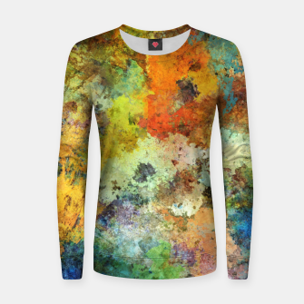 Thumbnail image of Audible stone Women sweater, Live Heroes