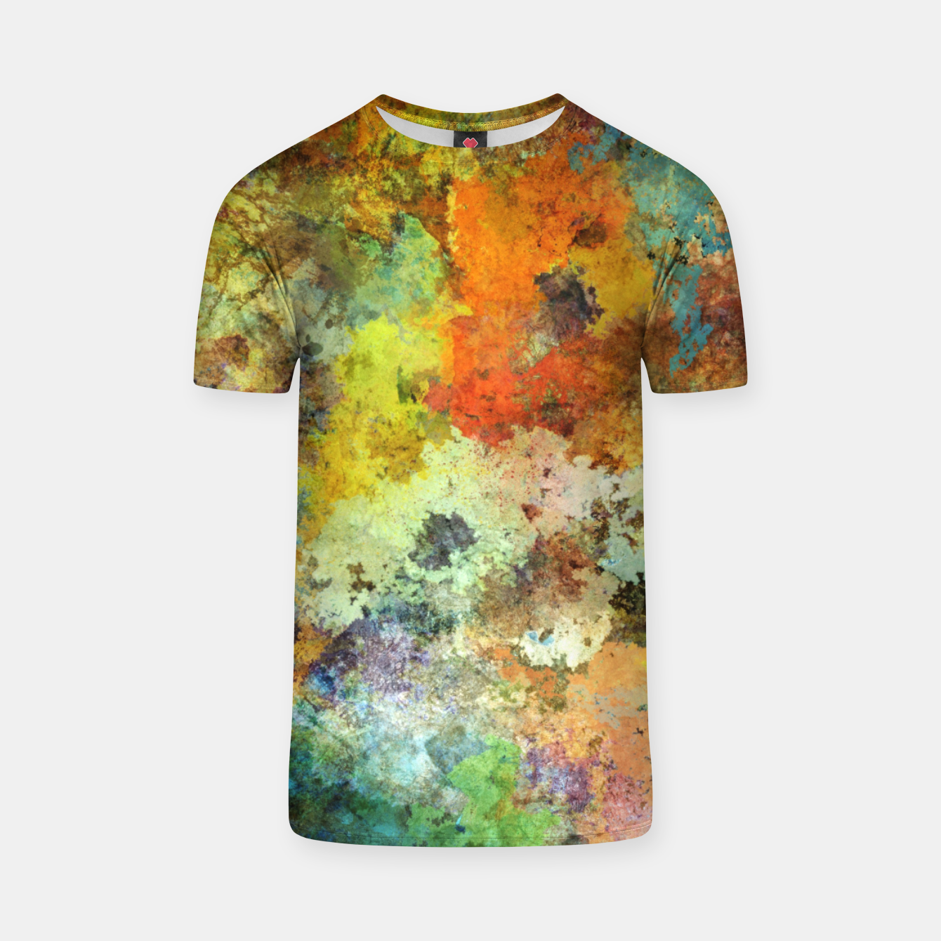 Image of Audible stone T-shirt - Live Heroes