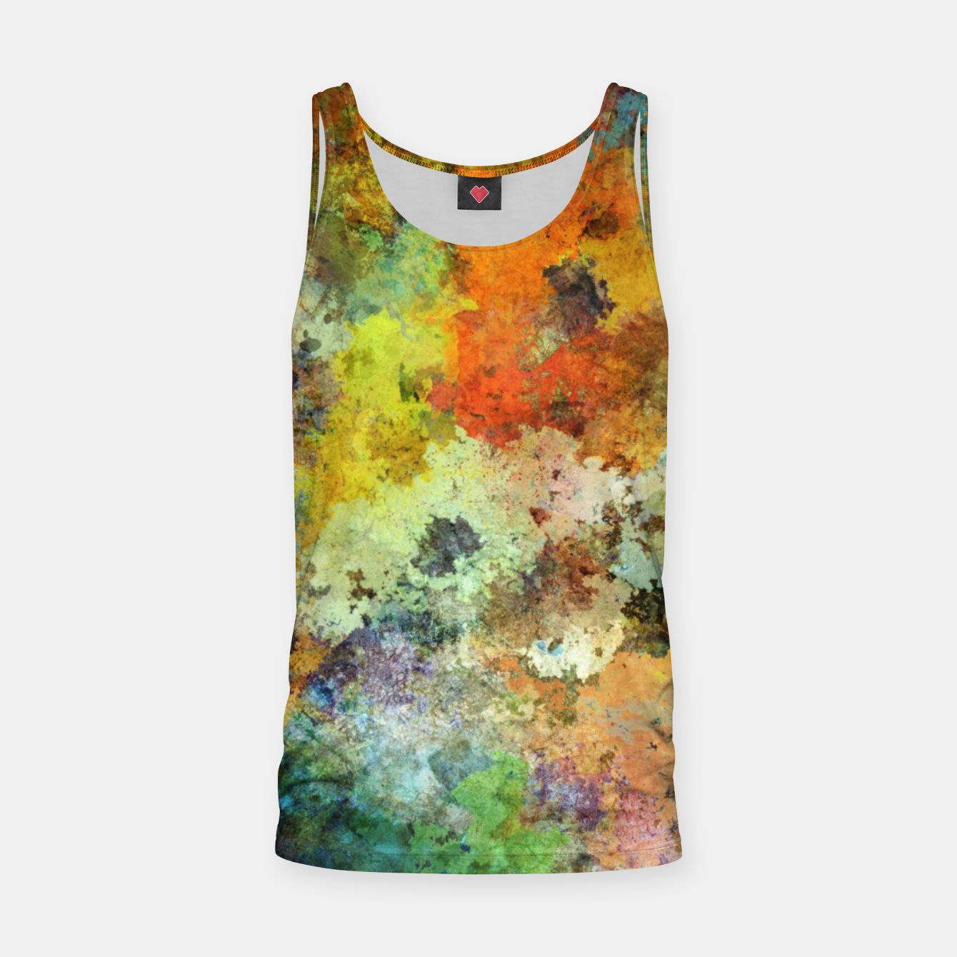 Image of Audible stone Tank Top - Live Heroes