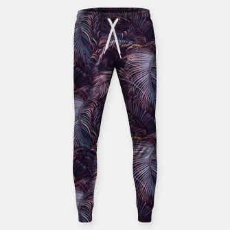 Thumbnail image of Amid the tropical jungle at night Sweatpants, Live Heroes