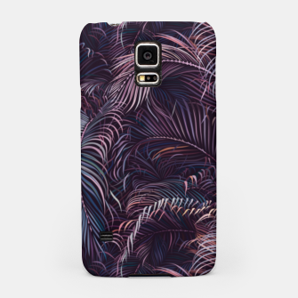 Thumbnail image of Amid the tropical jungle at night Samsung Case, Live Heroes