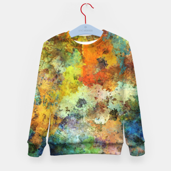 Thumbnail image of Audible stone Kid's sweater, Live Heroes