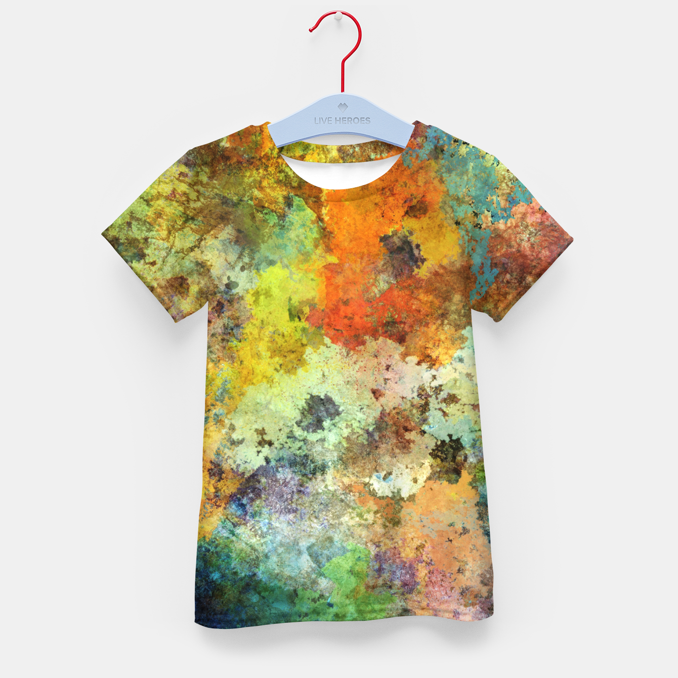 Image of Audible stone Kid's t-shirt - Live Heroes