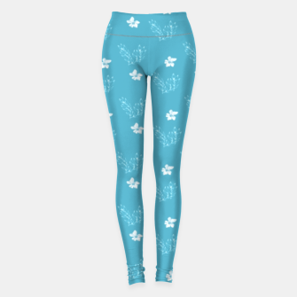 Thumbnail image of Venetian Spring Color Leggings, Live Heroes