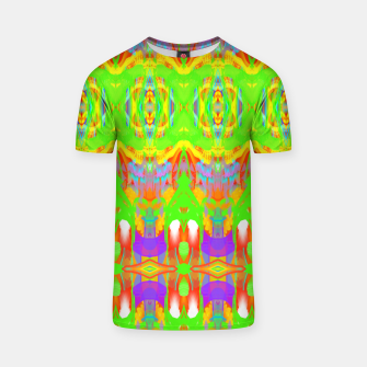 Thumbnail image of Pattern 1 T-shirt, Live Heroes