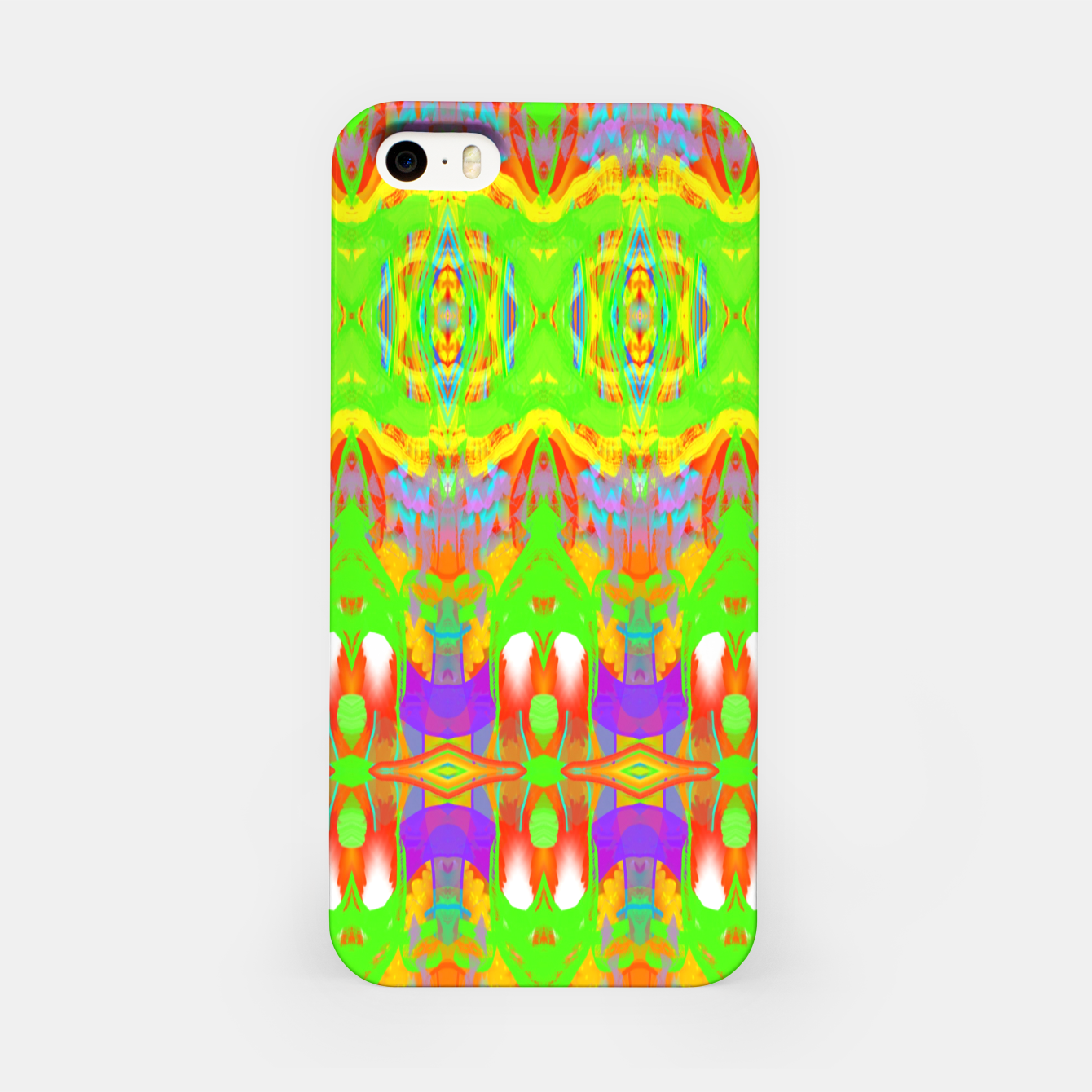 Image of Pattern 1 iPhone Case - Live Heroes