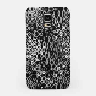 Thumbnail image of Black and White Modern Abstract Design Samsung Case, Live Heroes
