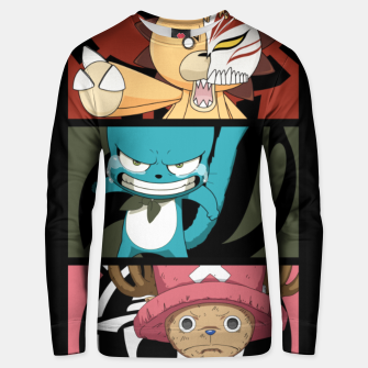 Thumbnail image of Top 3 Sudadera unisex, Live Heroes