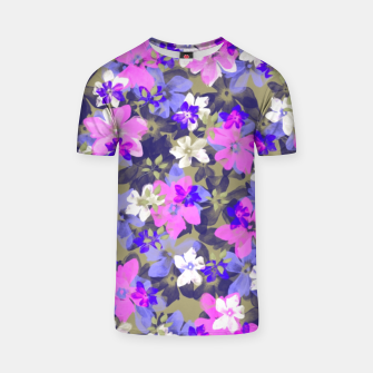Thumbnail image of Floral Spring  Camiseta, Live Heroes