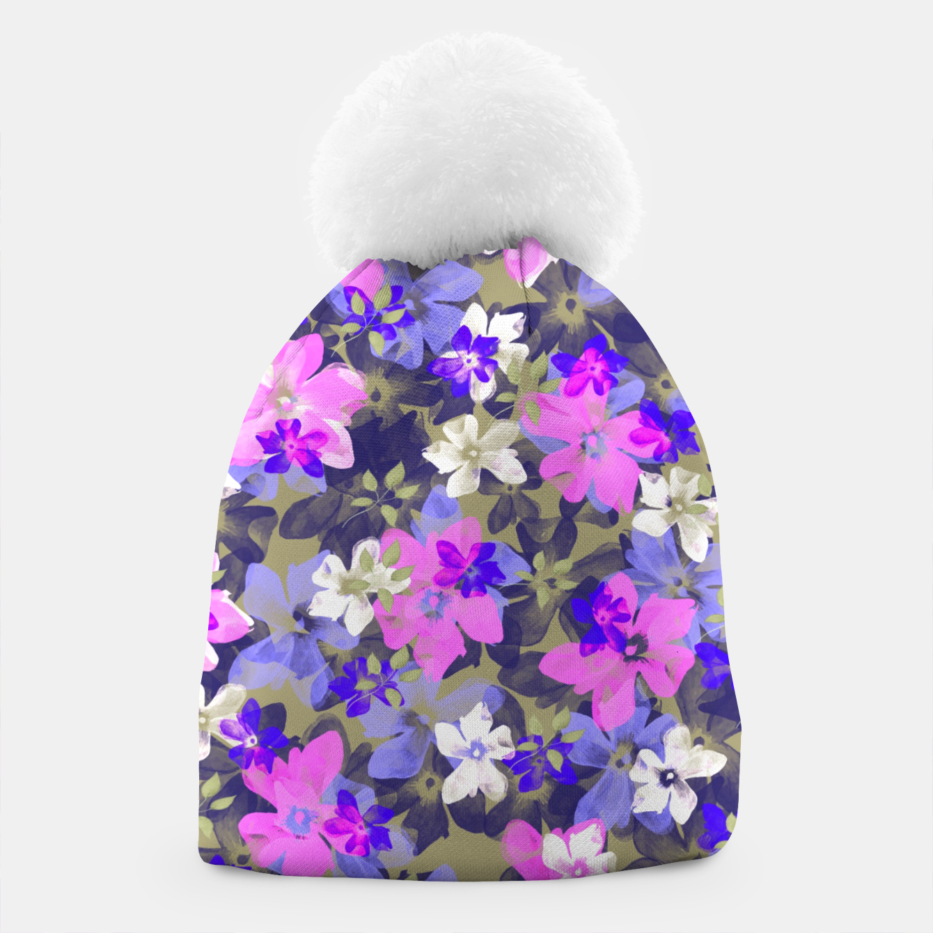 Image of Floral Spring  Gorro - Live Heroes