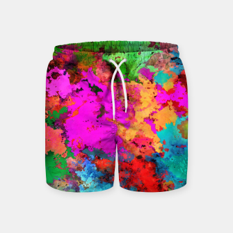 Thumbnail image of Bam! Swim Shorts, Live Heroes