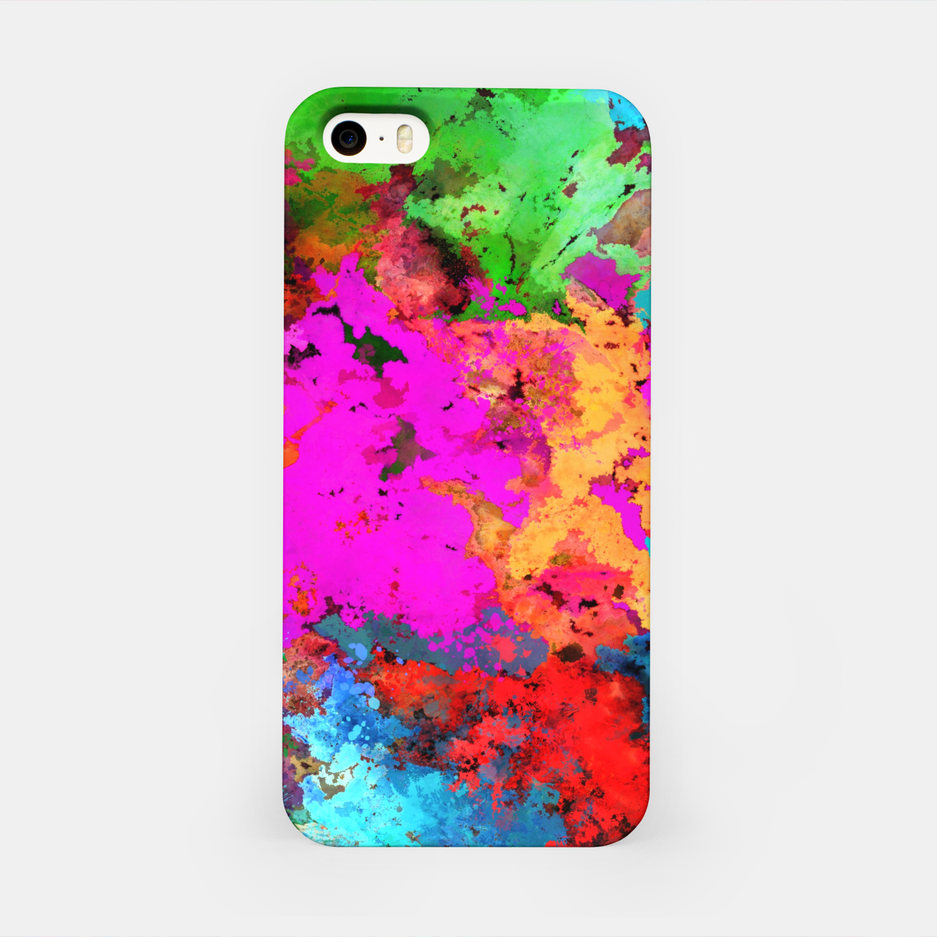 Image of Bam! iPhone Case - Live Heroes
