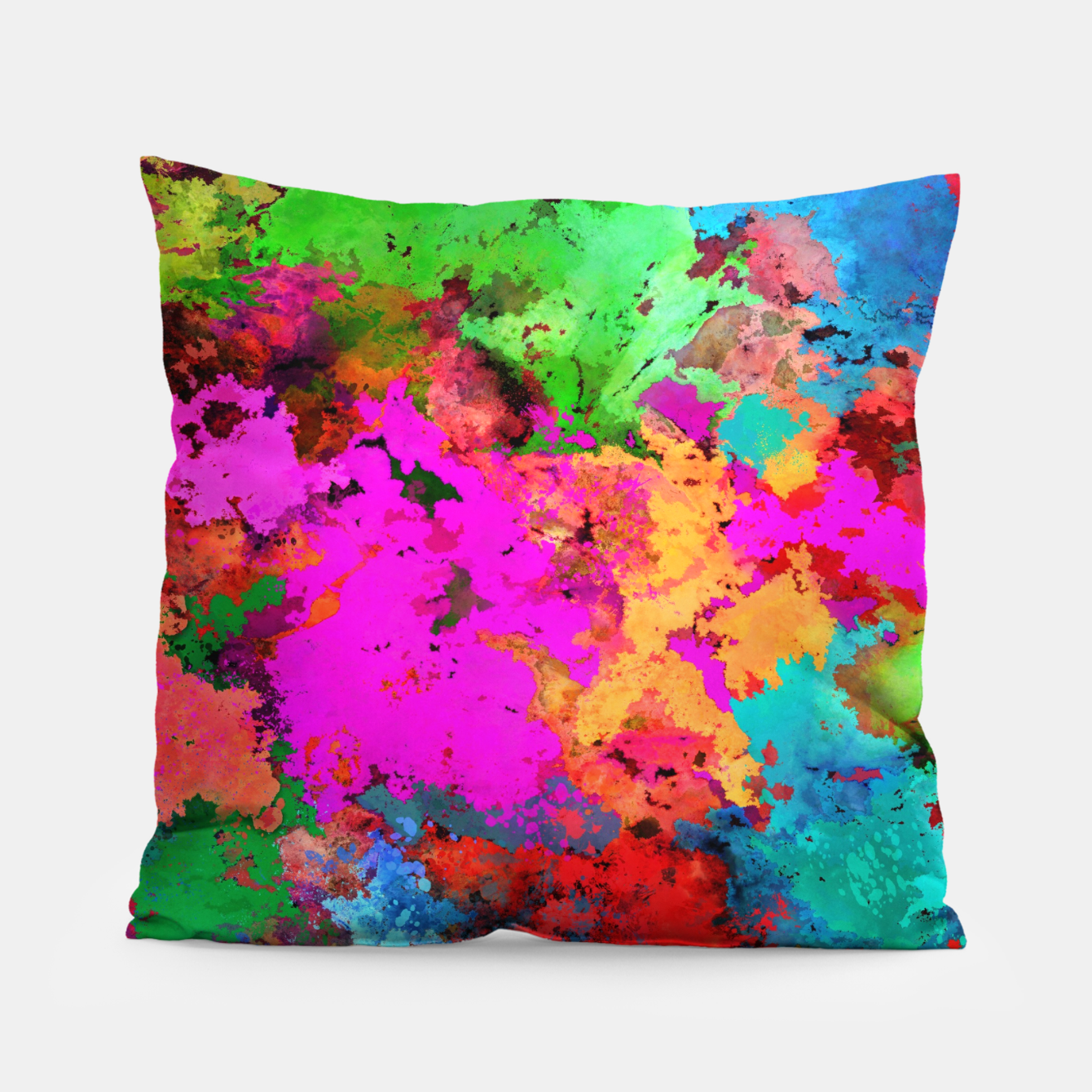 Image of Bam! Pillow - Live Heroes