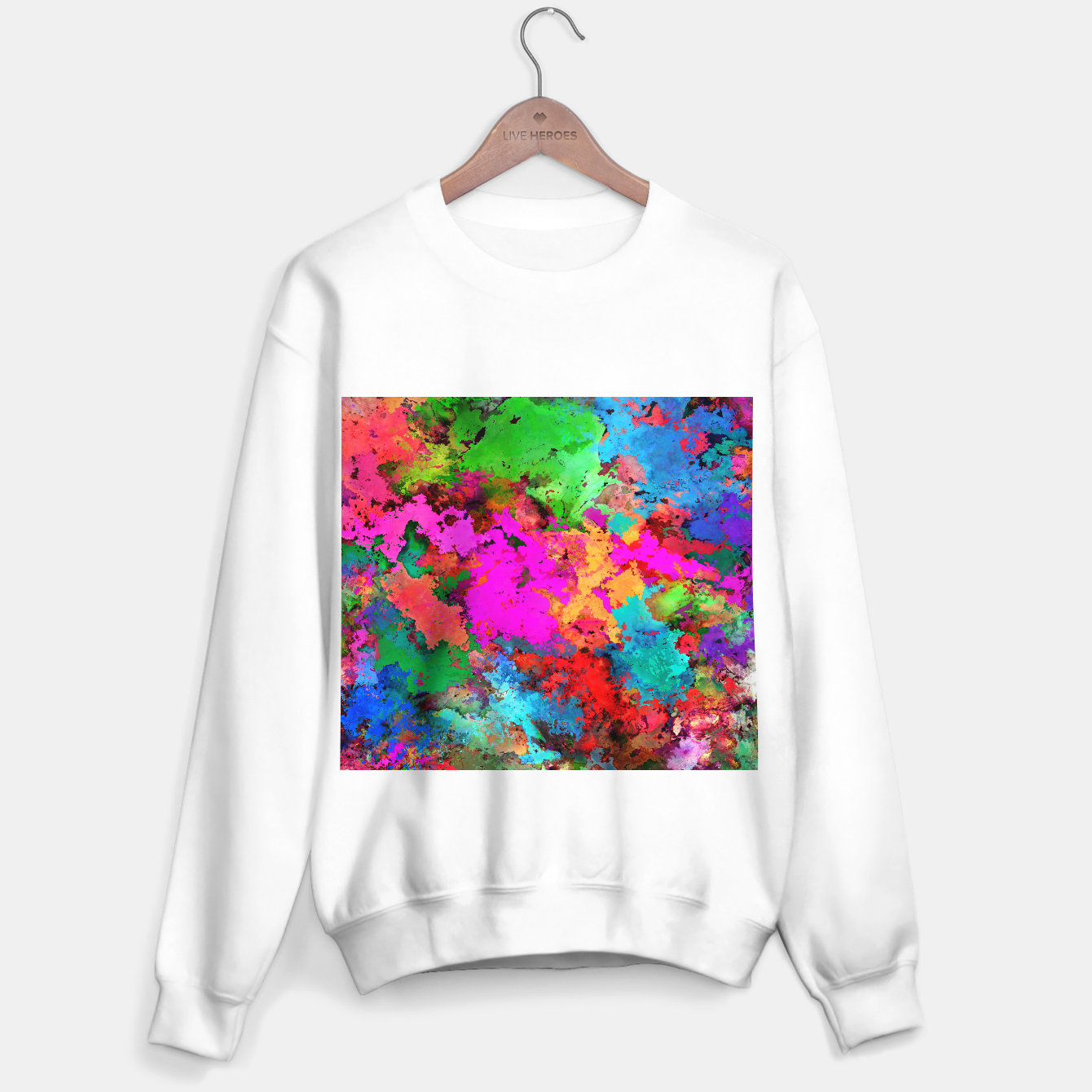 Image of Bam! Sweater regular - Live Heroes