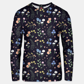Thumbnail image of Floral Unisex sweater, Live Heroes