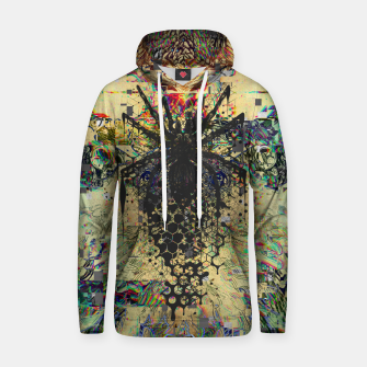 Thumbnail image of Spider Glitch Hoodie, Live Heroes