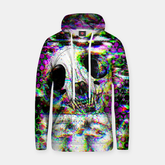 Thumbnail image of Tv Glitch Hoodie, Live Heroes