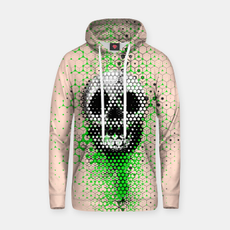 Thumbnail image of Ghost Grid Hoodie, Live Heroes