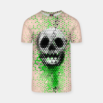 Thumbnail image of Ghost Grid T-shirt, Live Heroes