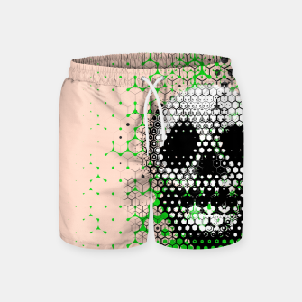 Thumbnail image of Ghost Grid Swim Shorts, Live Heroes