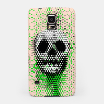Thumbnail image of Ghost Grid Samsung Case, Live Heroes