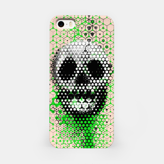 Thumbnail image of Ghost Grid iPhone Case, Live Heroes