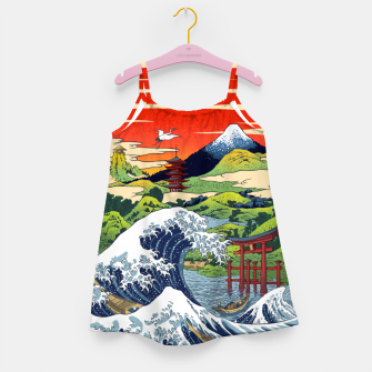 Miniatur I remember in Japan Vestido para niñas, Live Heroes