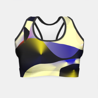Thumbnail image of Paolo Crop Top, Live Heroes