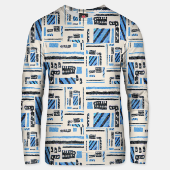 Thumbnail image of Ethnic Geometric Abstract Textured Unisex sweater, Live Heroes