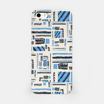 Thumbnail image of Ethnic Geometric Abstract Textured iPhone Case, Live Heroes