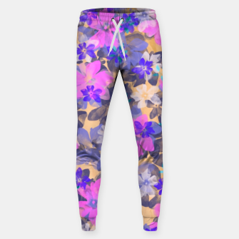 Thumbnail image of Floral Spring  Pantalones de chándal , Live Heroes