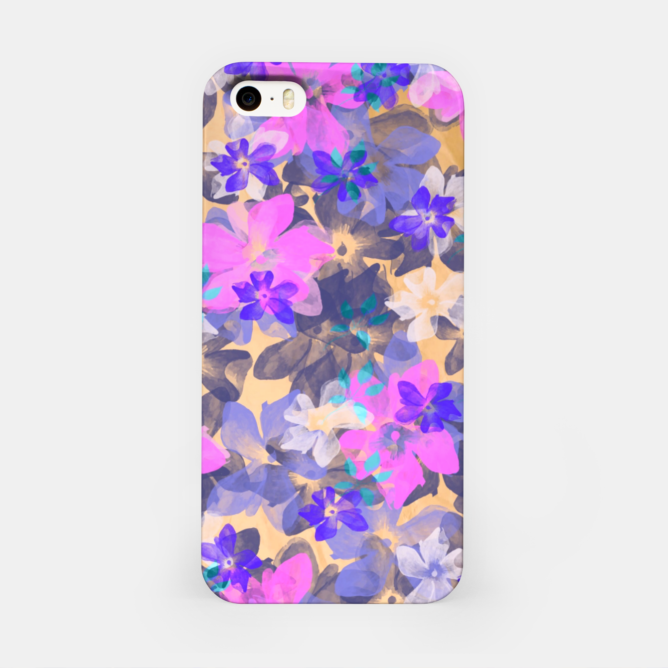 Image of Floral Spring  Carcasa por Iphone - Live Heroes