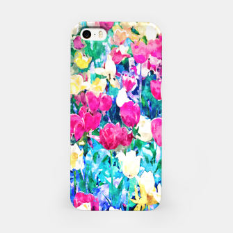 Thumbnail image of Meadow in Bloom iPhone Case, Live Heroes