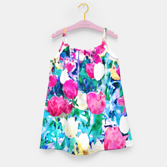 Thumbnail image of Meadow in Bloom Girl's dress, Live Heroes
