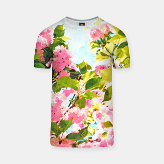 Miniature de image de Day Dreaming Under The Blooming Bougainvilla T-shirt, Live Heroes