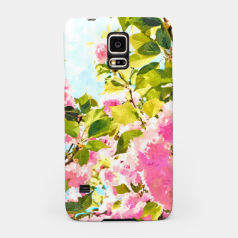 Thumbnail image of Day Dreaming Under The Blooming Bougainvilla Samsung Case, Live Heroes
