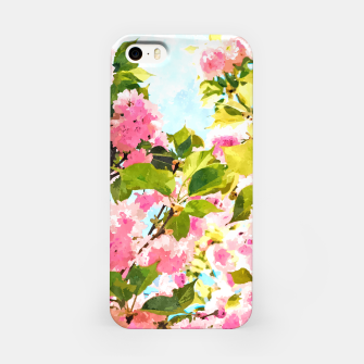 Thumbnail image of Day Dreaming Under The Blooming Bougainvilla iPhone Case, Live Heroes
