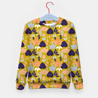 Thumbnail image of Jolene Kid's sweater, Live Heroes