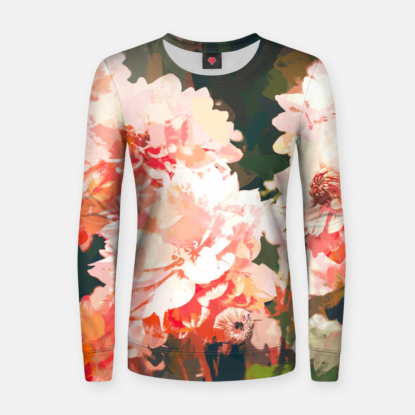 Image of Blush  Women sweater - Live Heroes