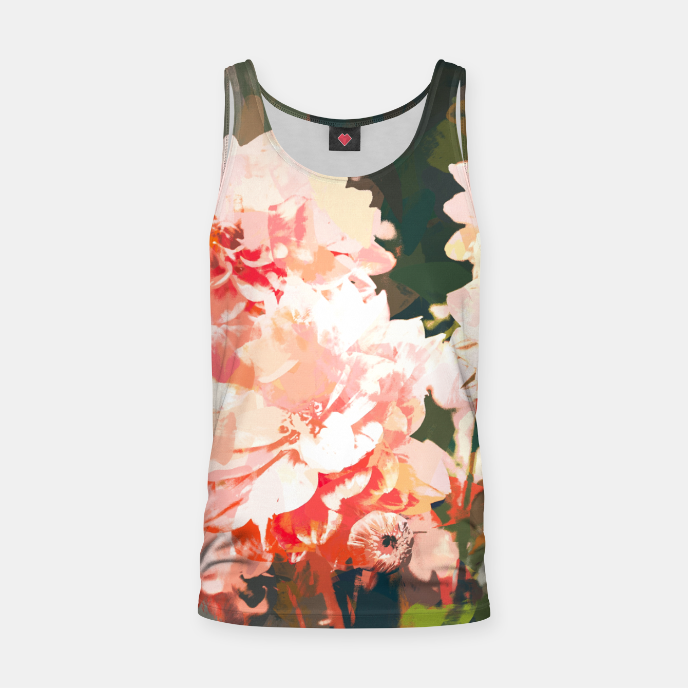Image of Blush  Tank Top - Live Heroes