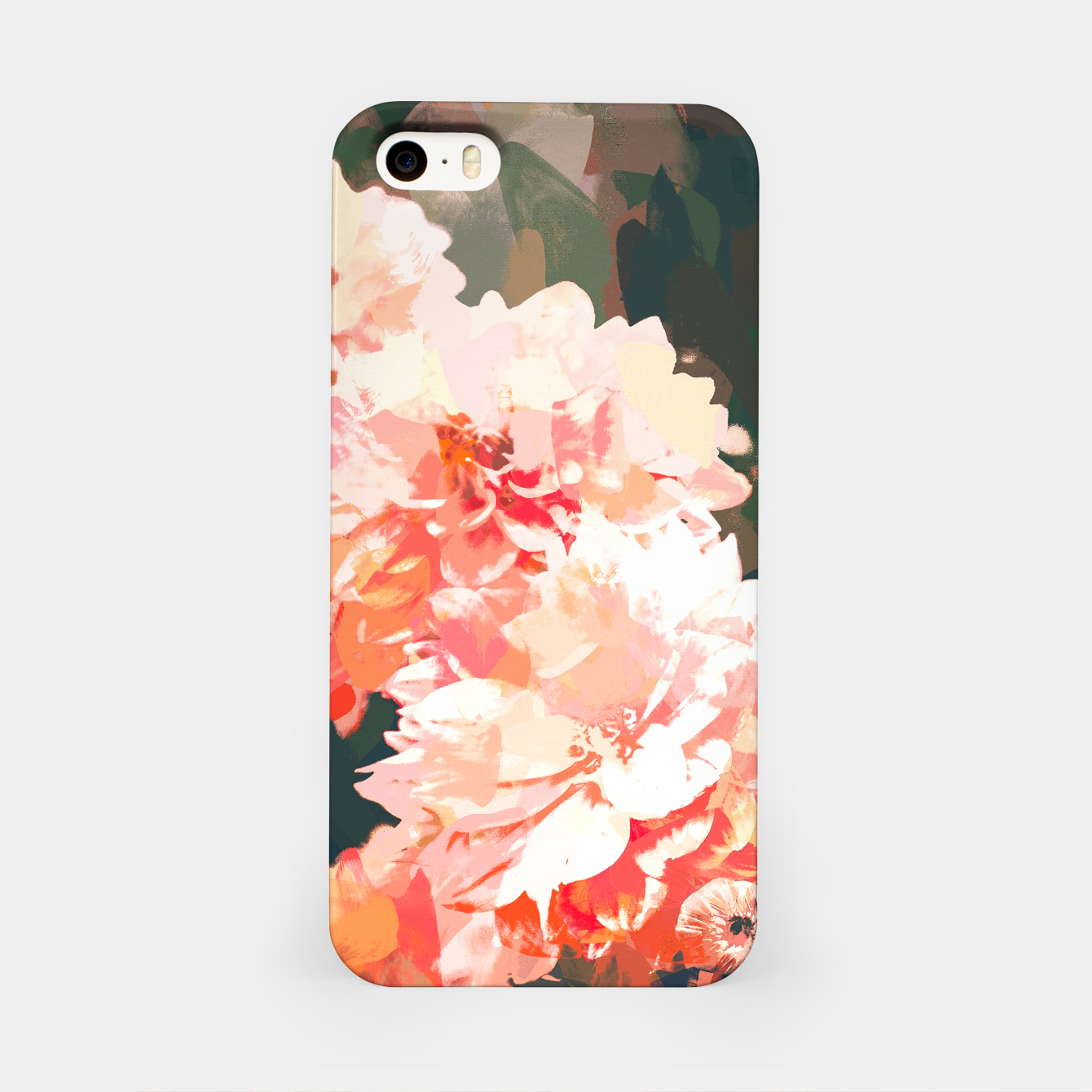Image of Blush  iPhone Case - Live Heroes