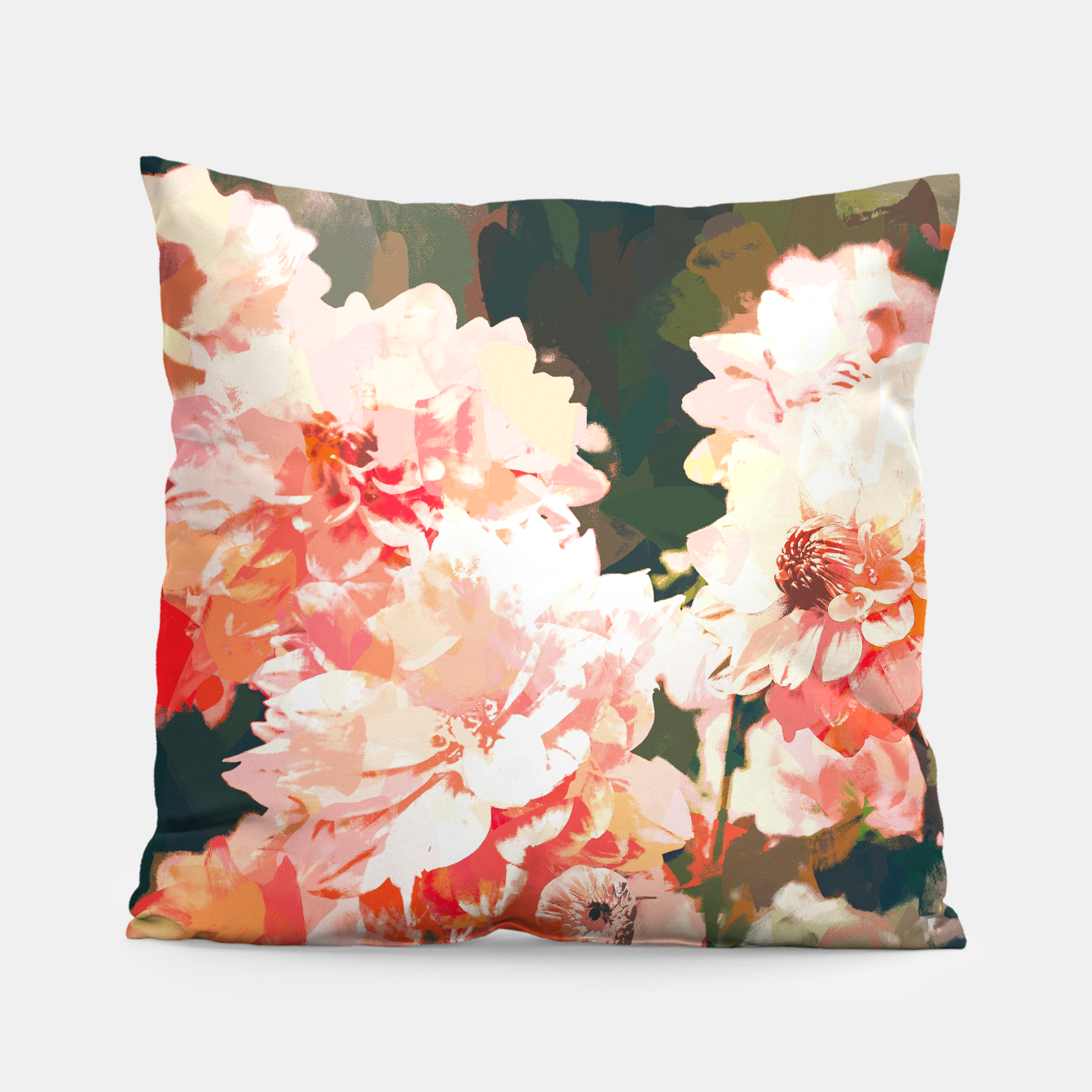 Image of Blush  Pillow - Live Heroes